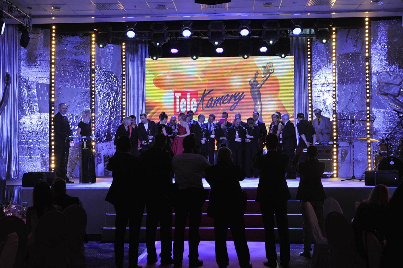 Gala wręczenia nagród TELEKAMERY, 2014 r.